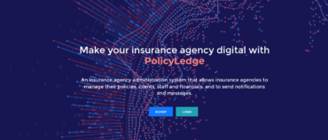 Riovic Launches of PolicyLedge