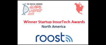 TDI LIVEFEST 2018 North America Startup InsurTech Award Winner – ROOST
