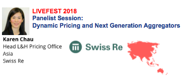 Adrian Chng from GoBear speaks @ Dynamic Pricing and Next Generation Aggregators panel session – Asia & ANZ LIVEFEST 2018