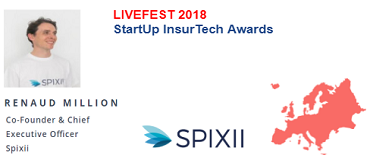 TrackActive Pitch – LIVEFEST 2018 European InsurTech Startup Awards
