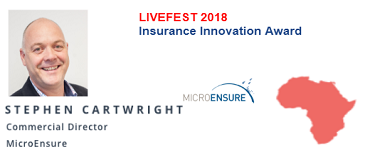 MICROENSURE Pitch – LIVEFEST 2018 African Insurance Innovation Awards