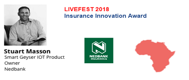 NEDBANK Pitch – LIVEFEST 2018 African Insurance Innovation Awards