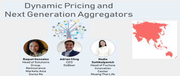 Devendra Rane from Coverfox speaks @ Dynamic Pricing and Next Generation Aggregators panel session – Asia & ANZ LIVEFEST 2018