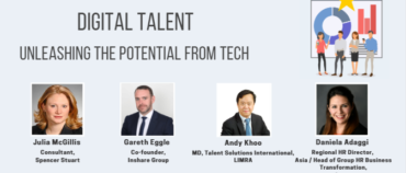 Digital Talent – Unleashing the potential from Tech panel session @ LIVEFEST 2019